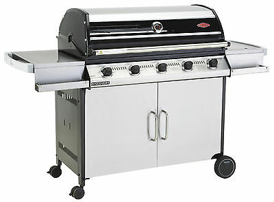 Beefeater Discovery 1000S CSBT 5 Burner Gas BBQ