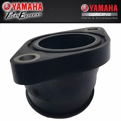 New Yamaha Grizzly Bruin  125 Yfm Atv Oem Carb Intake Joint Boot 5Uh-13586-00-00