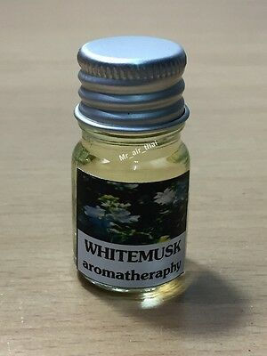 5ml Aroma White musk Frankincense Essential Oil Bottle Aromatherapy Oils natural