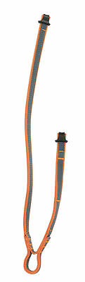 Petzl Spelegyca Double Lanyard Asymmetrical Y-Lanyard / Cows Tails for Caving