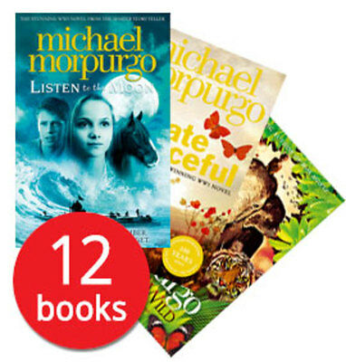 Michael Morpurgo Collection - 12 Book Collection