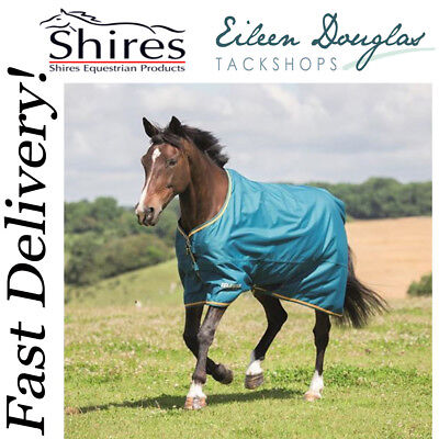 Shires Tempest Lite No Fill Turnout Rug Lightweight 0G Turn Out Rug ***SALE***