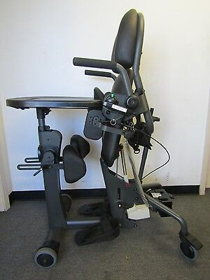 "Pow'r Up Adult Easystand Evolv Standing Frame,battery Operated.up To 6'5"",280 #"