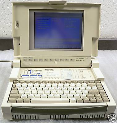 Hp Series J2300, Protocol Analyzer.