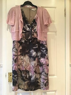 John Rocher Ladies Dress With Size 16 Wedding Guest Formal