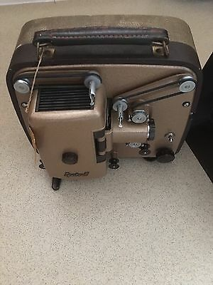 Specto 8 Mm Film Vintage Projector