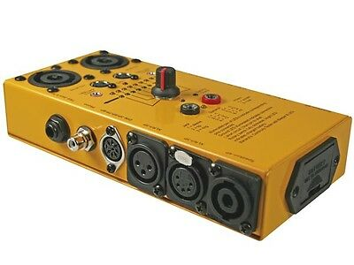 Velleman VTTEST15 Audio Cable Tester - 10 Way