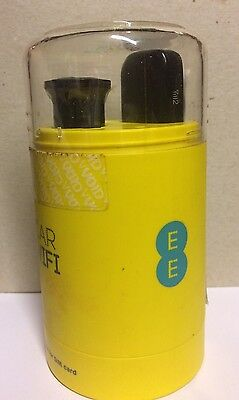 EE Pay As You Go With 2GB Sim Buzzard Car Wi-Fi 4G3G With USB Dongle 150Mbps
