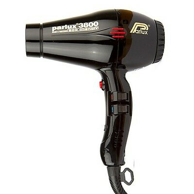 NEW Parlux 3800 Ionic Ceramic Eco-Friendly Professional Hair Dryer