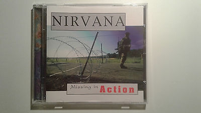 Nirvana - Missing In Action - Rare Cd Live 1994