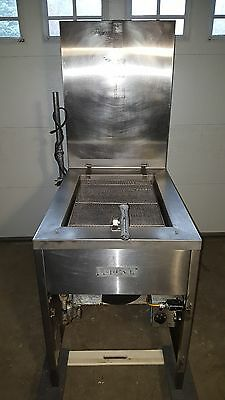 Lucks G1826 Donut Fryer with Submerger Screen Option *CAN SHIP*