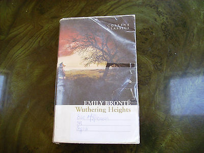 Wuthering Heights novel by Emily Bronte