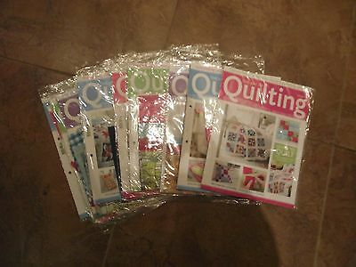 The Art of Quilting Magazine Issues 1 - 66 - NEW WITH FABRIC