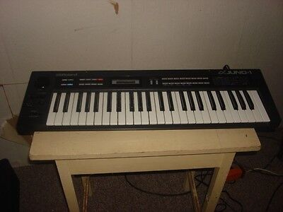 Roland Alpha Juno 1 Analog Vintage Synth