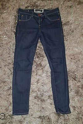 ladies river island jeans size 10