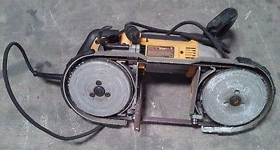 DeWALT DWM120 BAND SAW 120V WORKS WELL
