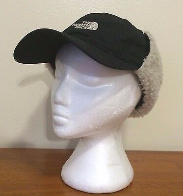 The North Face Baseball Hat w/ Ear Flap ~ One Size Fits All