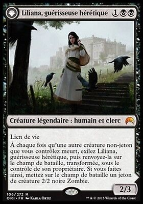 Liliana, guérisseuse hérétique / Liliana, Heretical Healer (ORI) VF NM Magic MTG