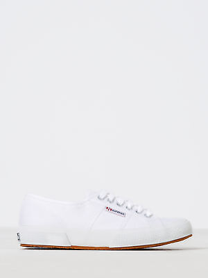 New Superga Unisex 2750 Cotu Classic Sneaker In White