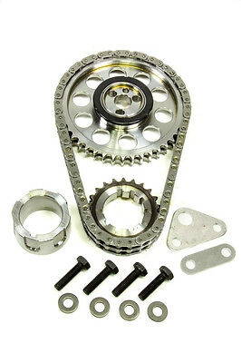ROLLMASTER Double Roller Red Series GM LS Timing Chain Set P/N CS1136