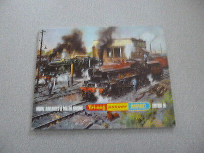 1970 Triang Hornby Minic Model Railway & Motor Racing Catalogue  With Price list