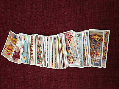 Wills 's Cigarette Cards Full Set Of 50 The Coronation Series  From 1911