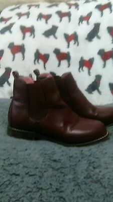 Size 28/10 Jodpur Boots