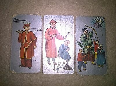 cavanders cigarette cards