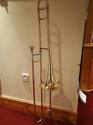 Blessing Scholastic Trombone-in superb condition