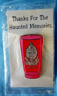 New Disney Haunted Mansion 999 Happy Haunts Ball 2004 RED CUP Pin