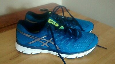 Blue Asics Gel Xalion 3. Running Trainers UK 6.5 Unworn. New without box.