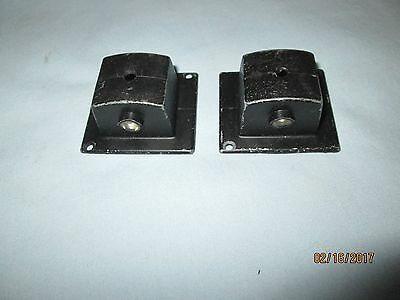 2 American Flyer #720/720A Remote Switch Housing Covers Part # PA 10928
