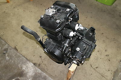 482 08-12 Kawasaki Ninja 250R Engine Motor 100% Guaranteed 16K