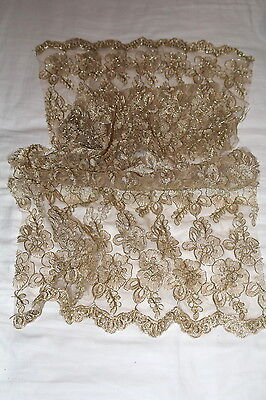Newborn Baby lace gold wrap Photo Photography Prop Outfit
