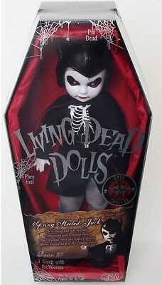 Living Dead Dolls Spring Heeled Jack Series 27 NEW IN BOX Gothic Toy Doll Mezco