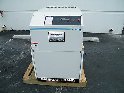 ingersoll rand 25hp 25 rotary screw air compressor atlas copco kaeser SSR-EP25SE