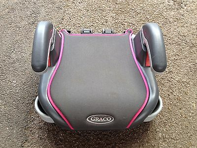 childs car booster seat Graco