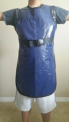 X-RAY LEAD APRON OR VEST - 0.5 mm Pb LEAD EQUIVALENCY