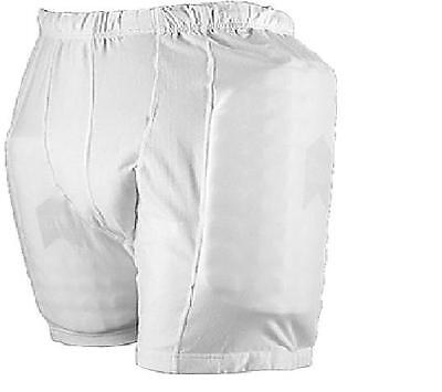 2 Body Protection/Cricket Protective Batting Shorts - Thigh,Inner & Groin Pads