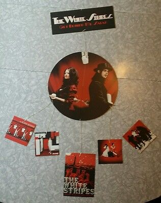 White Stripes promotional mobile - Get Behind Me Satan