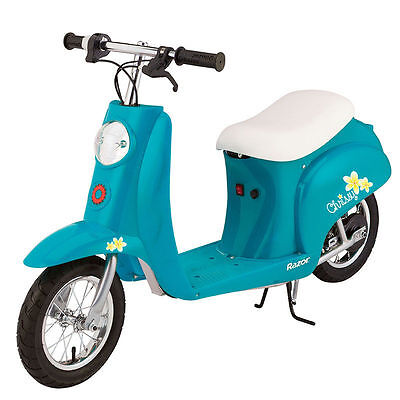 Razor Pocket Mod Chrissy Electric Scooter 13+ Years Outdoor Bike Ride On