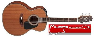 Takamine GX11CE-NS Small Body 3/4 Steel String Acoustic/Electric $549 + postage