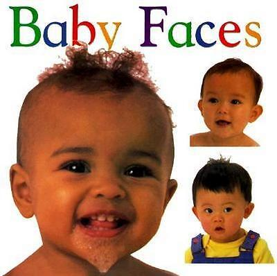 NEW Baby Faces By DK Publishing Board Book Free Shipping
