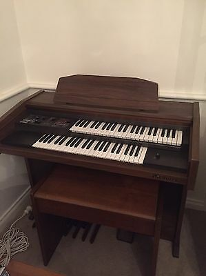 Wurlitzer electric organ in Perfect Condition And Working Order