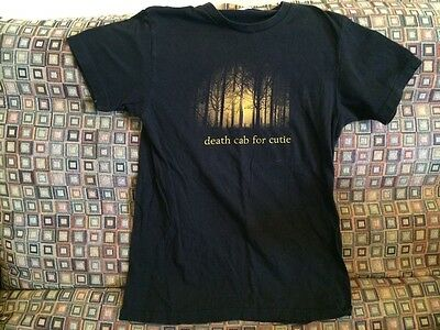 Death Cab For Cutie T Shirt Adult S
