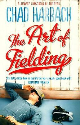 NEW The Art of Fielding By Chad Harbach Paperback Free Shipping