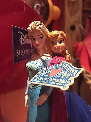 Disney Frozen Traditions Elsa And Anna Figurine