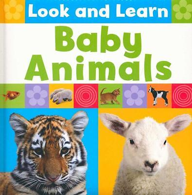 NEW Baby Animals  By Sandcastle Books Board Book Free Shipping