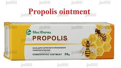 Propolis ointment homeopathic cream bee glue 30 gr 1.06 oz eczema dermatitis