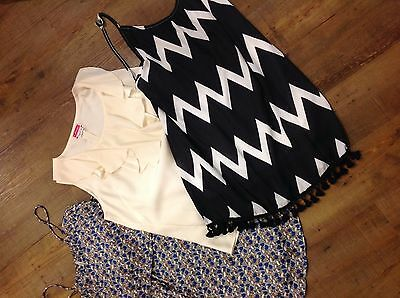 100 PC Wholesale Women's Mixes Clothing Lot Assorted Tops Pants Resale Inventory